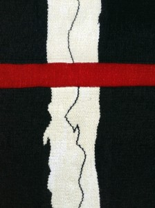 Big Stripes (detail)
